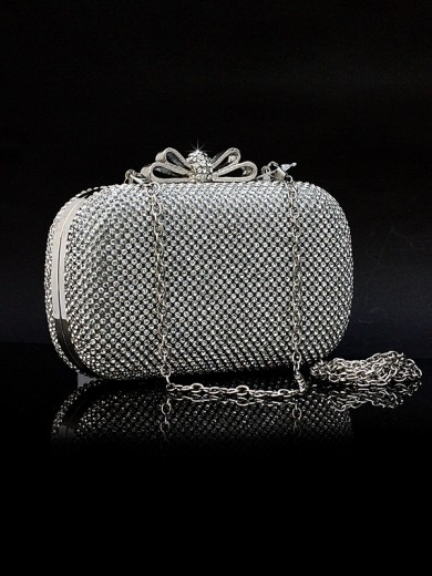 Rhinestones Evening Handbag(BB202123NA7)