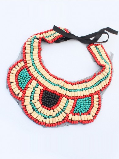 Occident Exotic Personality Retro Necklace-8