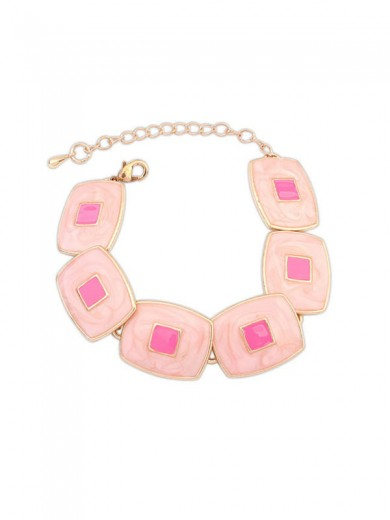 Occident Fashionable Elegant Blocks Temperament Bracelets