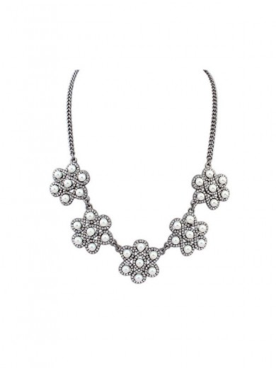 Occident Retro Palace Temperament All-match Necklace