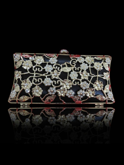 Flowery Party/Evening Handbags