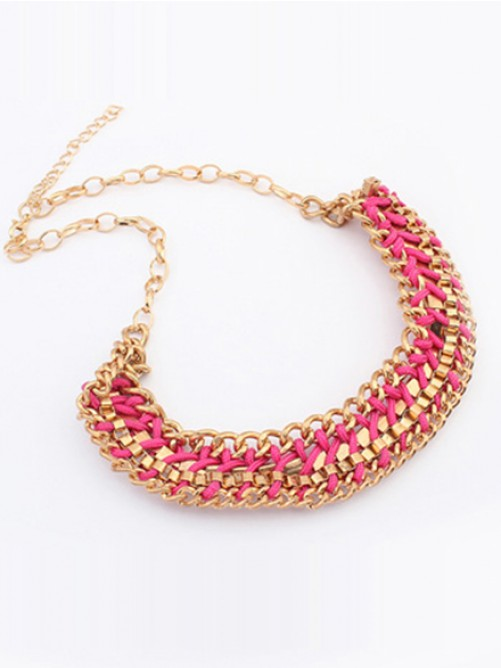 Occident Stylish New Trendy Punk Necklace