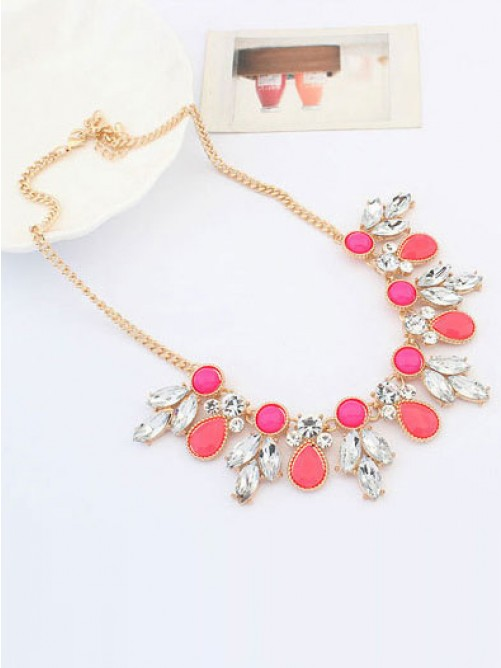 Occident Fresh all-match Stylish Exquisite Necklace