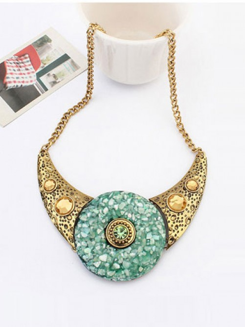 Occident Ethnic customs Retro Necklace