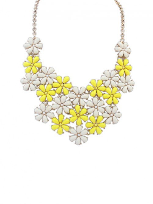Occident Blooming Fresh Floret Necklace J1109836JR
