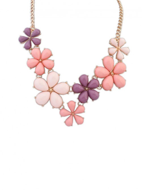 Occident Flowers Sweet Necklace J1109861JR