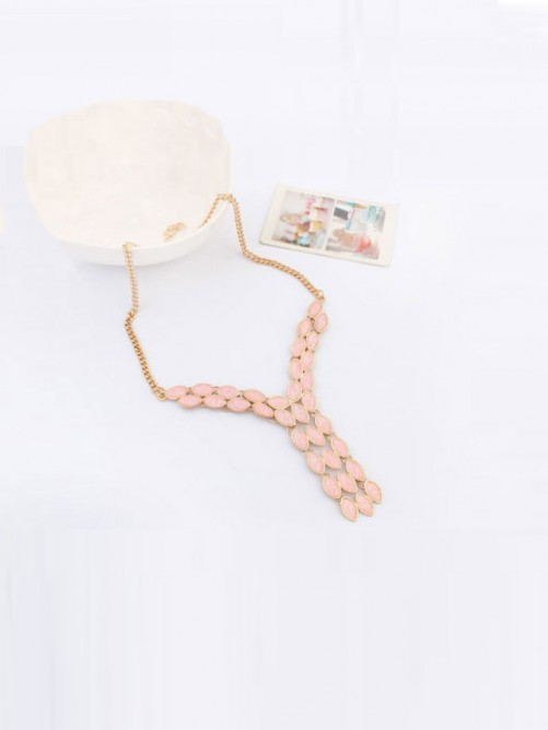 Occident Bohemia Tassels Necklace