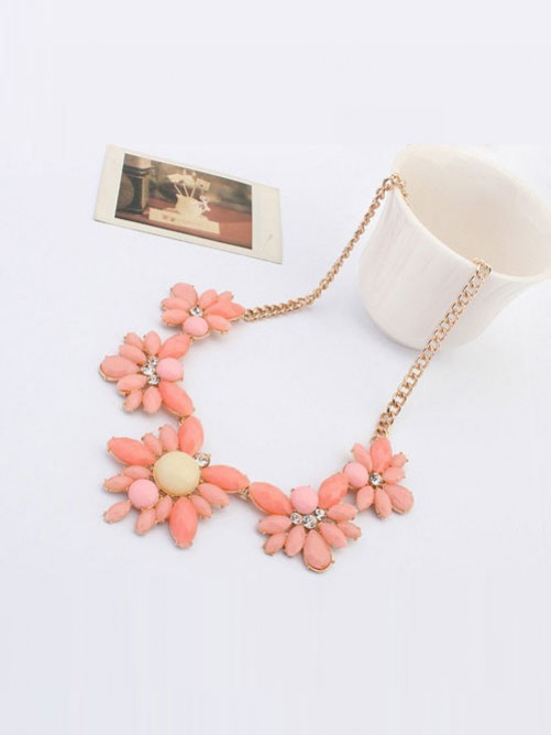 Occident All-match Fresh Simple Necklace
