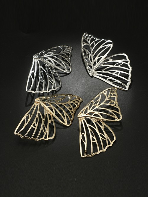 Gorgeous Zinc Alloy With Butterfly Earrings
