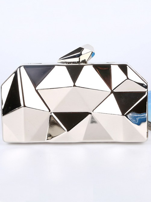 Fashion Alloy Party Handbags