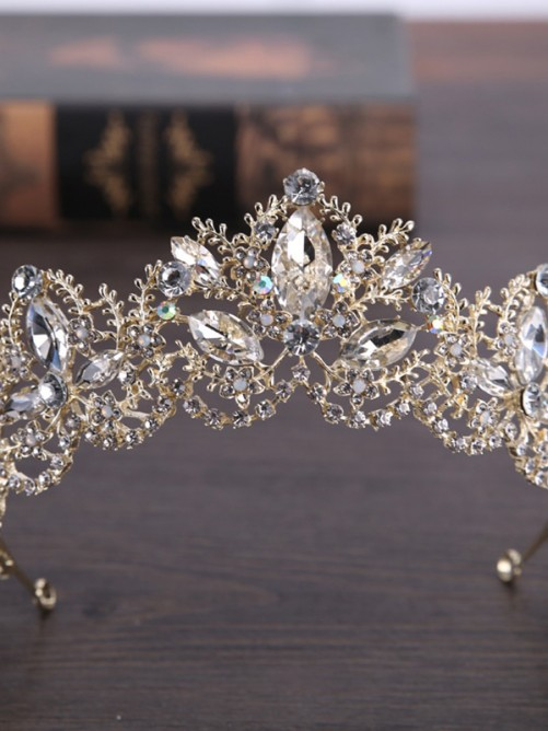 Amazing Crystal Headpieces