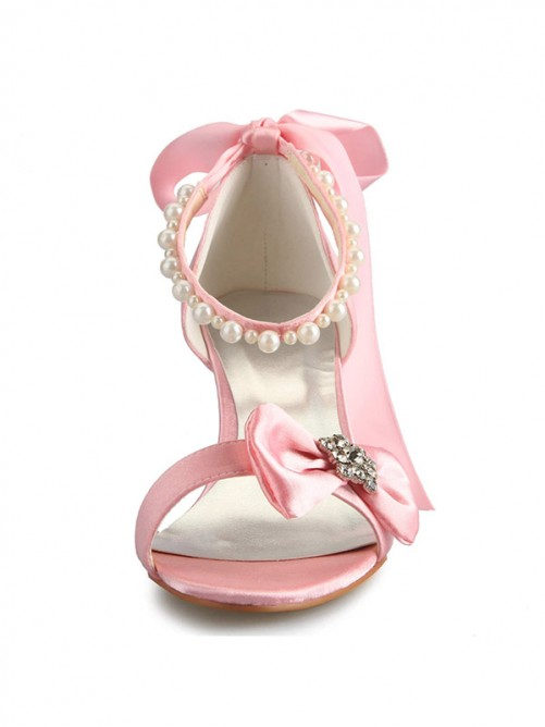 Pink Cute Party Shoes