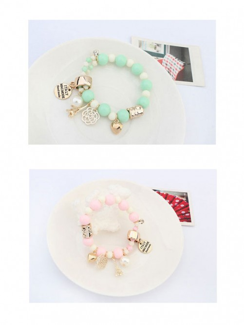 Occident Fresh Sweet All-match Bracelets